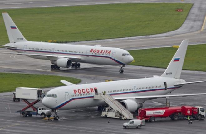 """Пилоты авиакомпании """"Россия"""" переходят на IPad"""