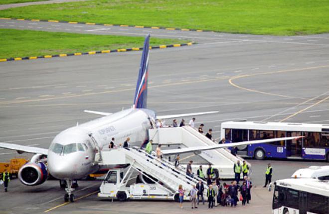 Общий коммерческий налет самолетов SSJ 100 в авиакомпаниях превысил 100 тыс. часов