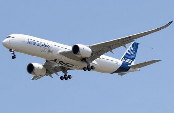 Airbus опроверг использование напечатанных деталей на серийных A350