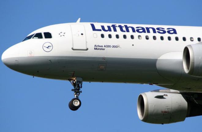 Авиакомпания Lufthansa переводит часть рейсов из Домодедово во Внуково