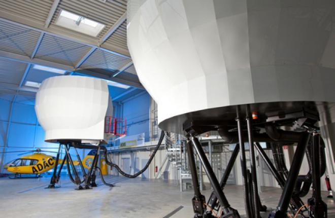 """""""Хелиатика"""" поможет пройти обучение на вертолетных тренажерах в Германии"""