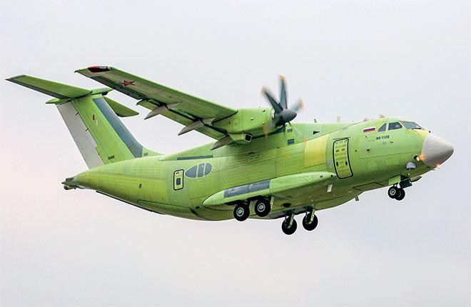 Ил-112B