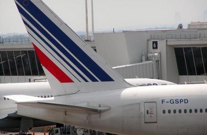 Французская виакомпания Air France объявила новые меры экономии