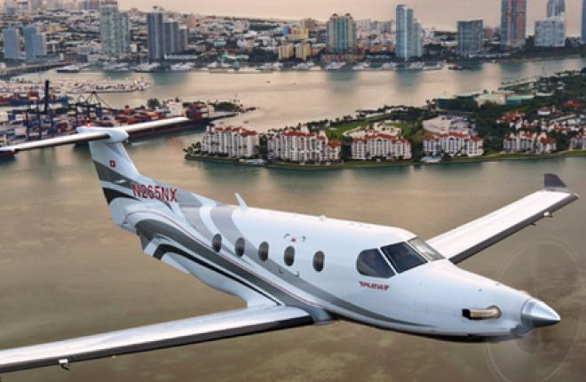 Nesterov Aviation стала официальным представителем Pilatus Aircraft в России