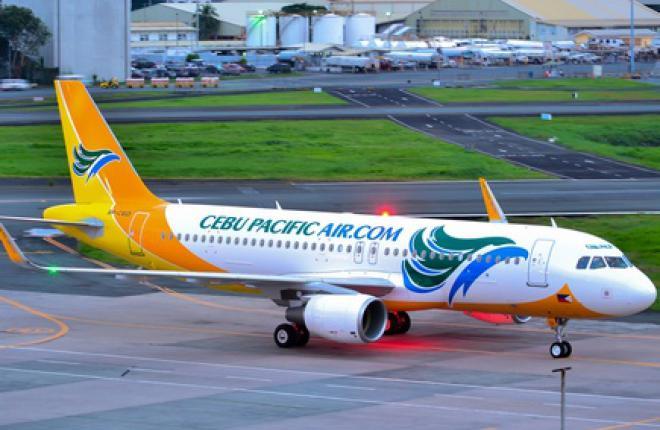 Филиппинский лоукостер Cebu Pacific начнет выполнять рейсы в Россию