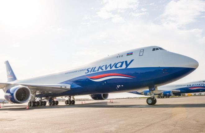 Boeing Shanghai будет обслуживать самолеты авиакомпании Silk Way West