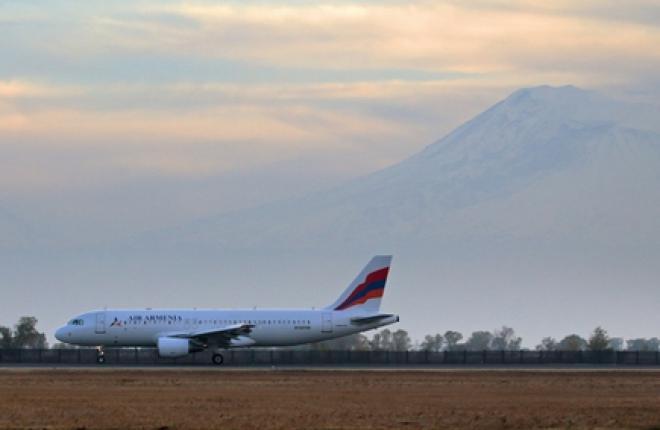 Авиакомпанию Air Armenia признали банкротом