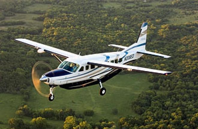 В Cessna считают, что Grand Caravan хорошо подходит для российских условий