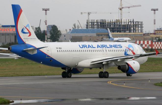 Авиакомпания «Уральские авиалинии» открывают рейс Екатеринбург—Харбин