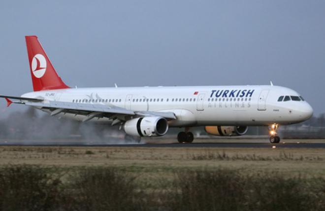Turkish Airlines приобретает 117 новых самолетов Airbus