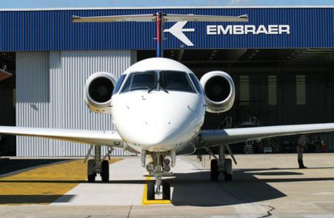 """""""Комиавиатранс"""" получит самолеты Embraer ERJ145 из Китая"""