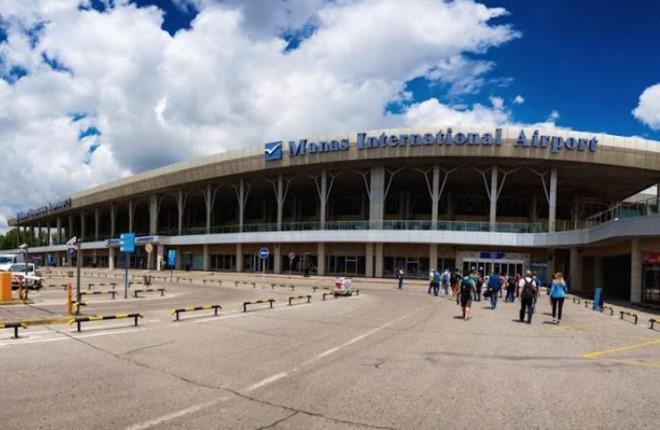 Пассажиропоток аэропортов Киргизии в 2016 году почти не увеличился