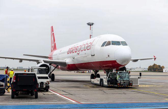 Авиакомпания Atlasjet Ukraine передумала приобретать Ан-148