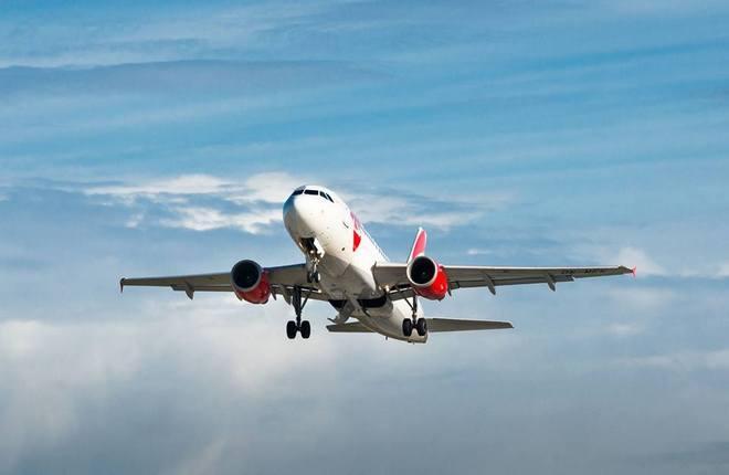 Самолет Czech Airlines