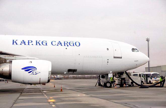 Самолет A300 авиакомпании KAP.KG