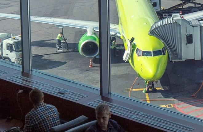 "S7 Airlines (""Сибирь"")"