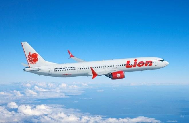 Boeing 737MAX Lion Air