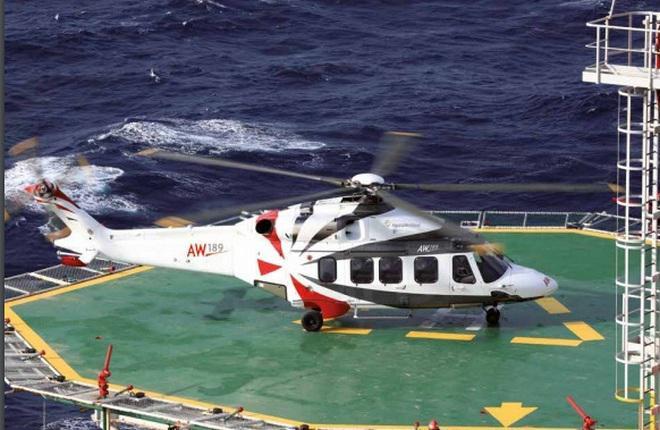 """""""Роснефть"""" уточнила заказ на вертолеты AW189"""