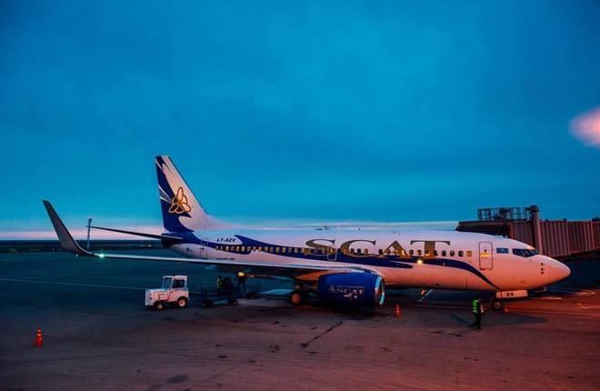 Казахстанской авиакомпании SCAT разрешили летать в Европу