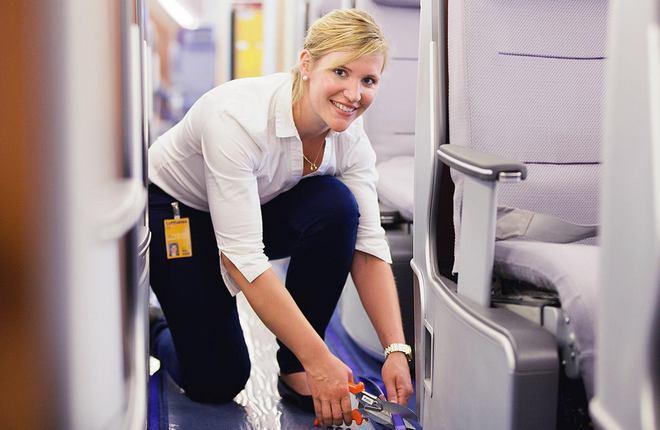 Техническое обслуживание Lufthansa Technik