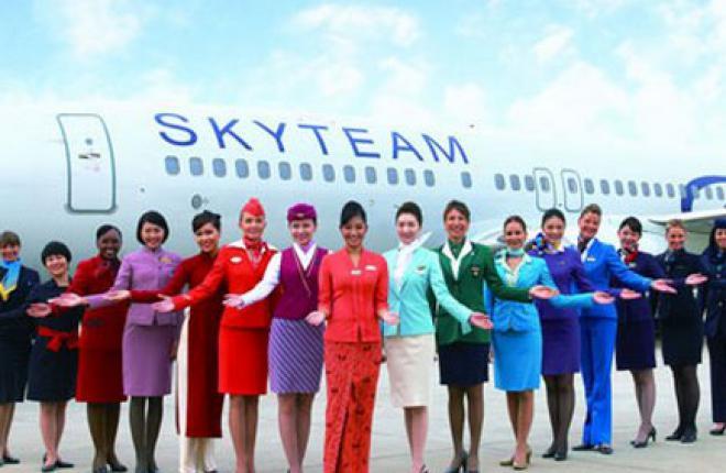 Авиакомпания Garuda Indonesia вошла в состав SkyTeam