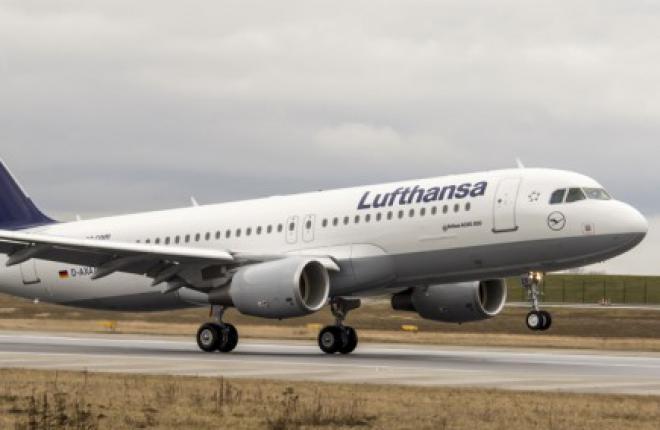Lufthansa Group сократила продажи билетов через системы GDS
