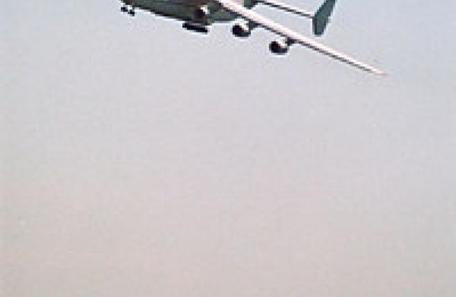 "Ан-225 ""Мрия"" уже бывал на авиасалоне МАКС"