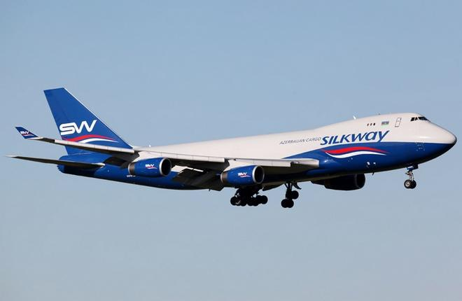 Sky Gates Airlines пополнила парк вторым Boeing 747-400F