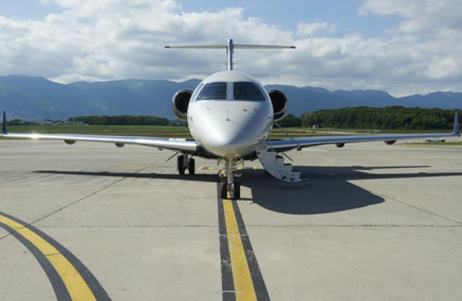 Embraer поставил первый среднелегкий бизнес-джет Legacy 450