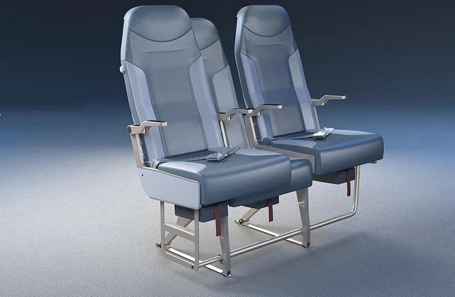 Складные кресла ускорят посадку в самолеты на 28%
