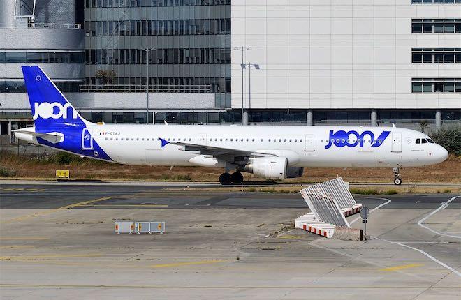 Joon A321
