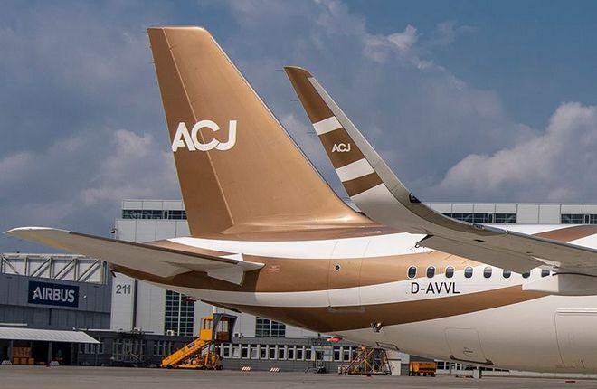 Airbus упростит техобслуживание для корпоративных самолетов