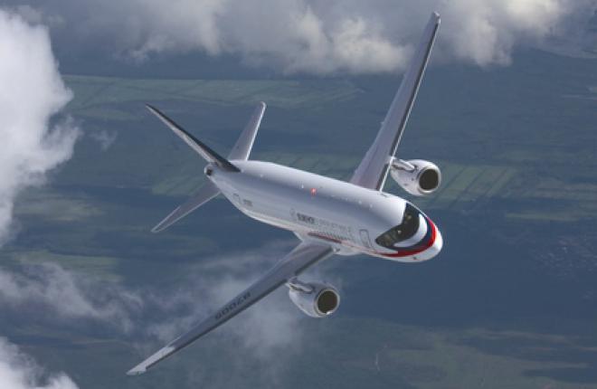 Авиакомпания Red Wings пополнит парк тремя SSJ 100