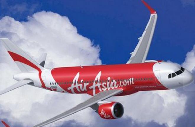 AirAsia становится крупнейшим в мире эксплуатантом семейства A320