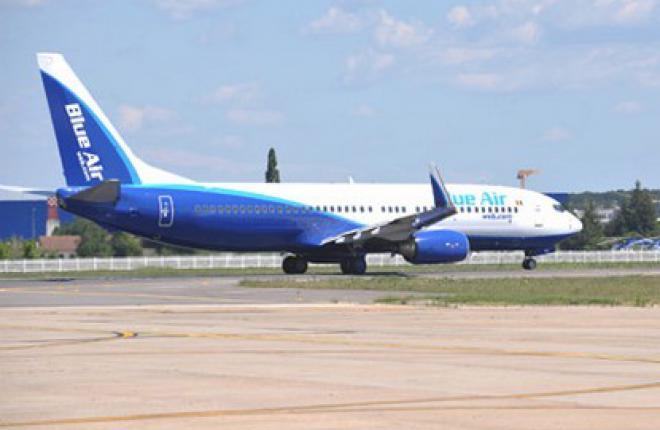 Blue Air получит свой аэропорт в Бухаресте