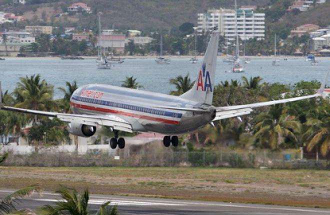 Материнская компания American Airlines подала заявление о банкротстве