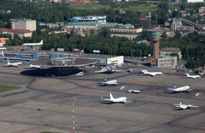 Терминал В Шереметьево потерял всех перевозчиков