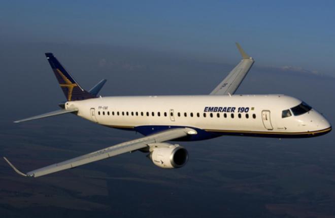 Самолеты Embraer 190/195 и CRJ 700/900/1000 сертифицируют в России?