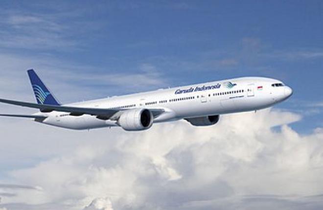 Авиакомпания Garuda Indonesia прилетит в Москву