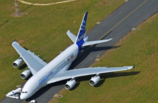 А380: Хабаровск, Новосибирск, Владивосток, Якутск и Ташкент
