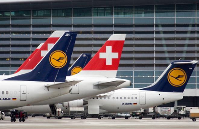 Чистая прибыль группы Lufthansa по итогам III квартала 2012 г. увеличилась на 30