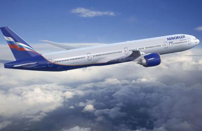 """Авиакомпания """"Аэрофлот"""" показала компоновку новых самолетов Boeing 777"""