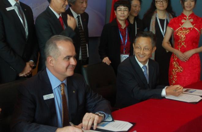 Sikorsky поставит два S-92 авиакомпании China Southern Airlines