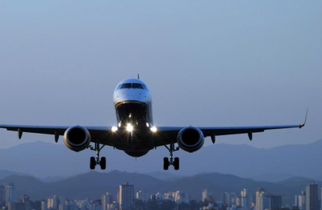 Несколько российских компаний закажут самолеты Embraer 190/195 в следующем году