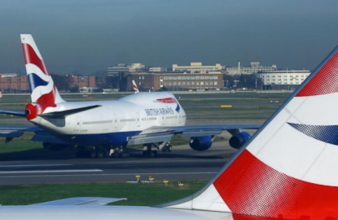 British Airways разрешили летать из Лондона в Москву на Boeing 747