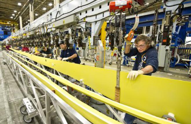 Boeing увеличил производство Boeing 737NG до 38 машин в месяц