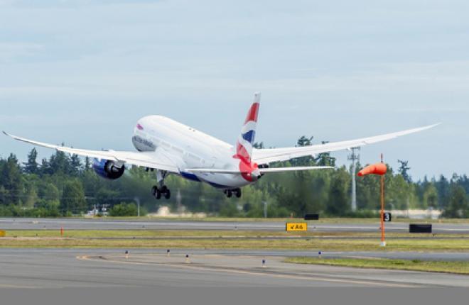 Авиакомпания British Airways поставит на московские рейсы Boeing 787