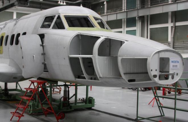 Два опытных L-410NG соберут до конца года