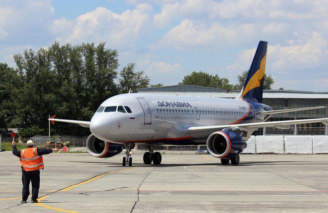 """OrenAir и """"Донавиа"""" приступили к полетам под кодом авиакомпании """"Россия"""""""