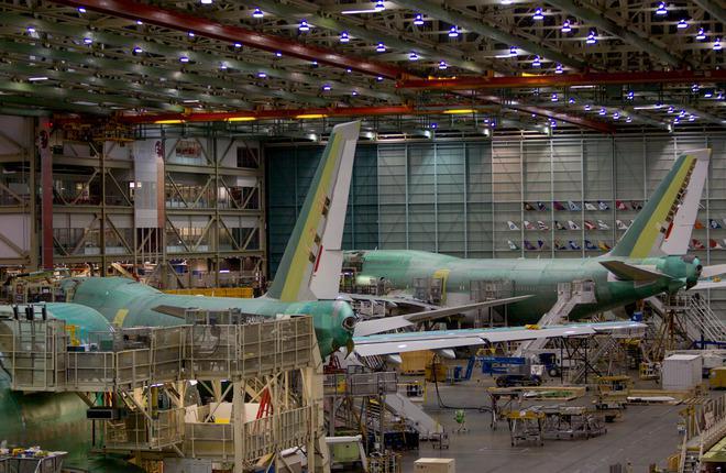 Boeing недовыполнил финансовый прогноз
